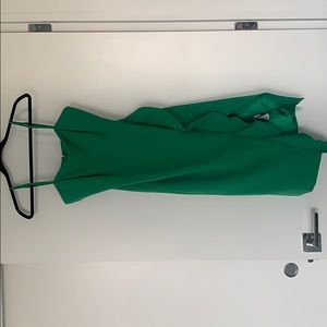 AMAZING green dress!